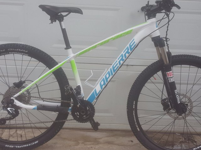 MTB LaPierre Girl 227 #29 tall M