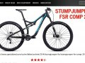 MTB Specialized Stumpjumper FSR Comp 29 2014